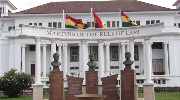 Ghana Bar Association pays tribute to Murdered Judges