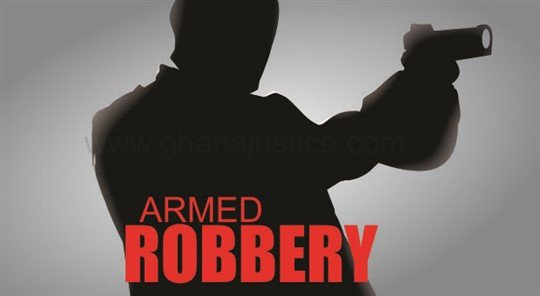 Notorious Armed Robber jailed 35 years for robbing Immigration Officers and Others at Gunpoint