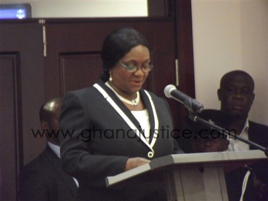 Make funds available for building new court houses because most of them are in bad condition – Chief Justice appeals