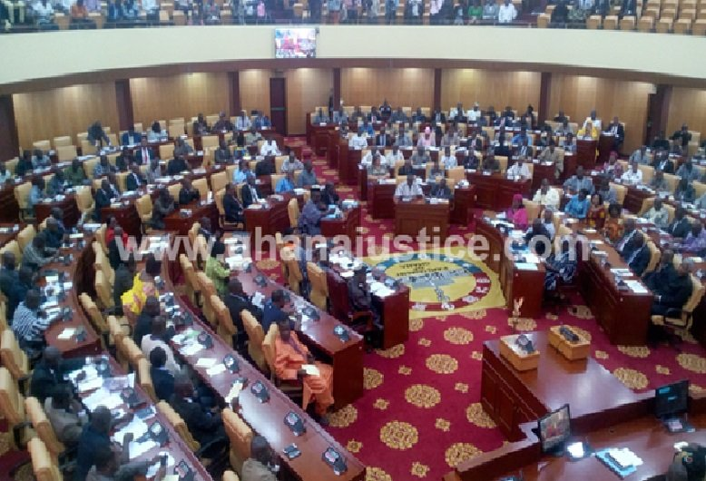 Parliament informed of benefits from Anglogold tax waiver.