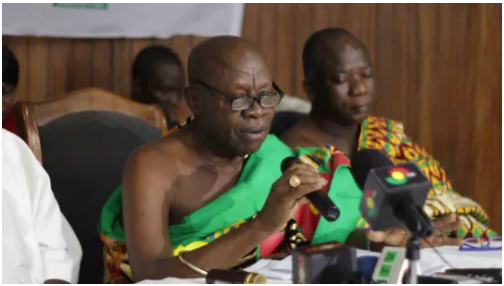 Supreme Court dismisses contempt appeal by Ogyeahoho