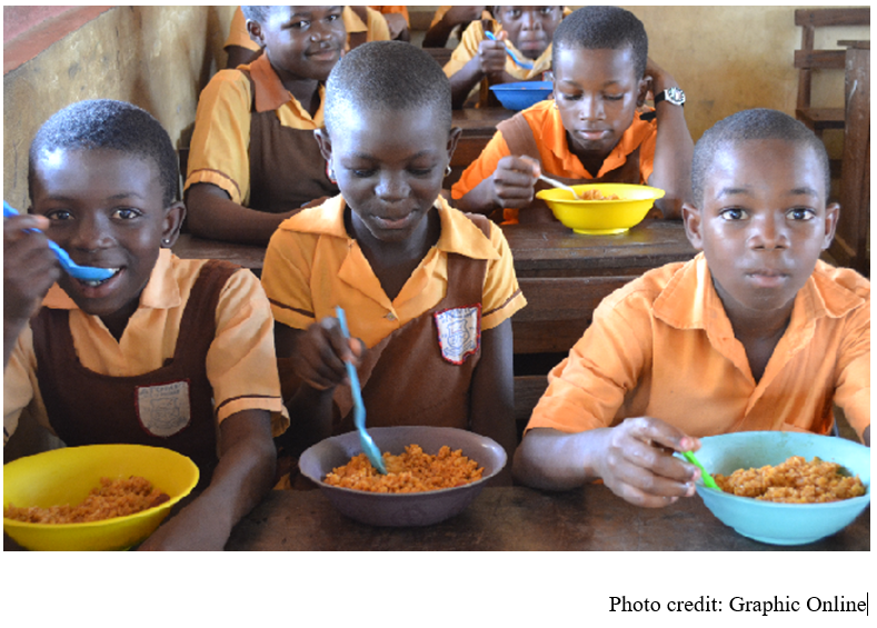 Government to introduce Bill to establish School Feeding Programme as an Authority