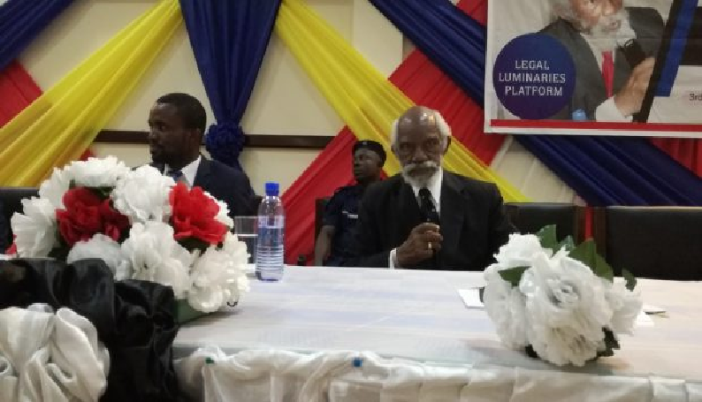 VCRAC Crabbe urges use of technology in court processes