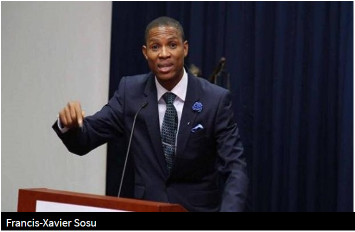 Sosu sues General Legal Council after serious abuse, threat