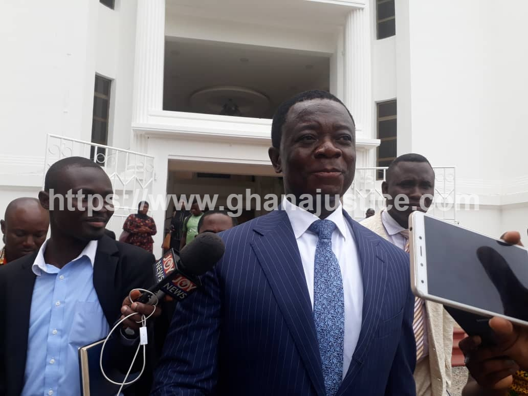 Dr. Opuni's case adjourned