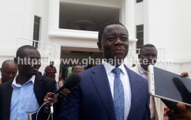 Supreme Court orders Dr. Opuni's account to be defrozen  Home Dr Stephen Opuni 274x173
