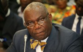 President Akufo-Addo relieves Minister for Energy of his position