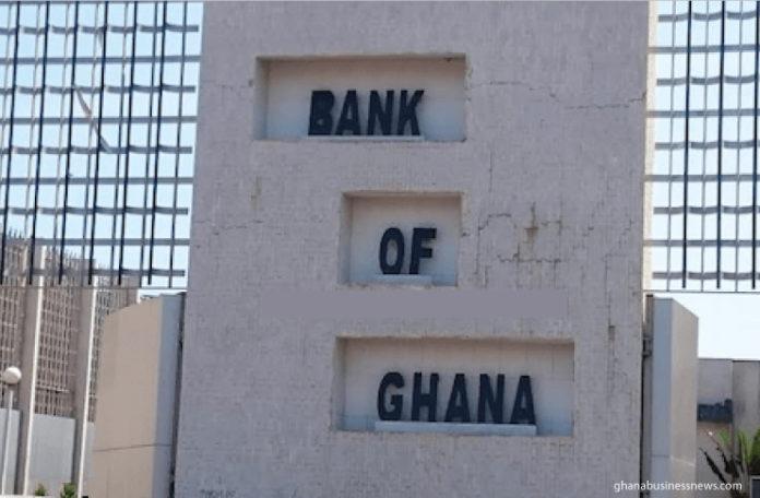 BoG revokes licences of five banks